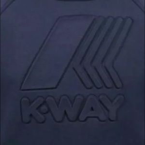NWT K-Way sweater slim fit large may fit xl